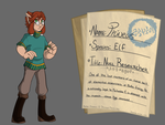 AE - Character Page: Phineas by Novasiri