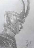 Burdened with glorious purpose by FallingFromSky