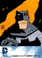 Batman by soliton