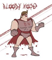 Bloody Nose by fryguy64