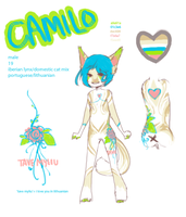 camilo ref by alpacasovereign