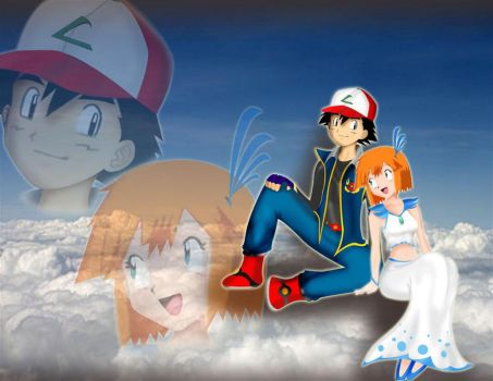 ash misty grandes by Athanwar