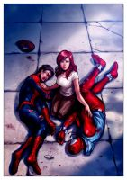 Spider-Man: The Clone Saga #5 by 7MoonLight7