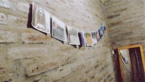 Photographys on the wall. by MyPinkFriday