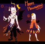 Happy Halloween Adopts [OPEN] by StyxTwig