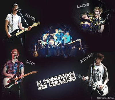 5 Seconds of Summer by 1D-DJMalik
