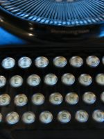 Typewriter Texture by abuseofstock