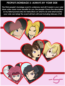 People's Bondage Valentine's special! by Siteck