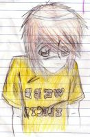 Christofer Drew by dorugatomon-luver