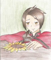 [APH] China's Sunflower Part Two by WinryLove