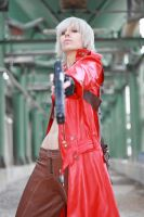 Dante Cosplay: BangBang by Abessinier