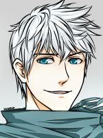 AT: Jack Frost by honeyf