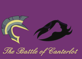 The Battle of Canterlot by Vector-Brony
