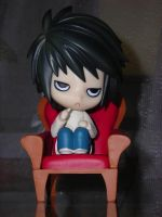 L.Lawliet NENDOROID by nover