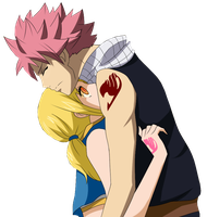 NaLu - Dont let me go [RENDER] by HinamoriMomo21