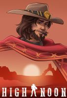 McCree Poster by aimeezhou