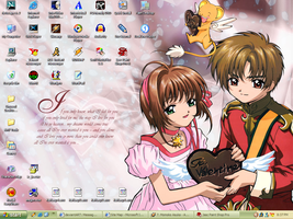 Chocolate CCS Desktop by theorygirl