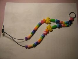 Rainbow Girl Kandi by kookiekween99