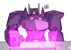 Shockwave by Brickerer