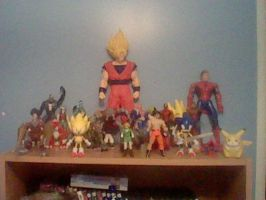Figure Collection by SuperShadiw1010