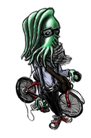 Hipthulhu by Agent-Foo