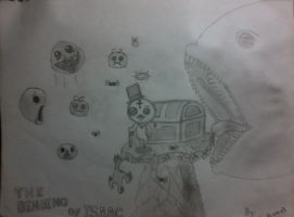 This is the binding of isaac by John-Im-dragon