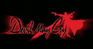 Devil May Cry Anime Logo by riddick08409