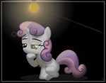 Like a Sweetie Belle by flutterguy317