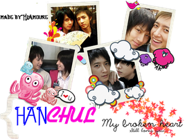 My OTP :HANCHUL: by MiAmoure