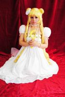 Princess Serenity... lovely by Chika-Sakura