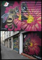 for the graff art expo by chromers-art