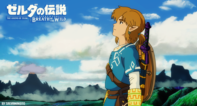Breath of the Wild by salvamakoto