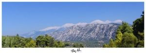 Taurus Mountains by Bay-TEK