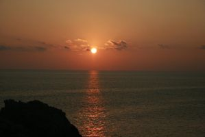 Sunset in Punta Cometa 03 by Niaoblis