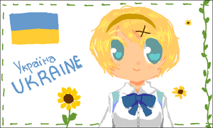 Ukraine by ChocolateCabbage