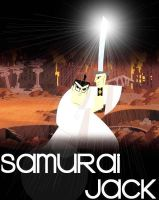 samurai jack slash by closet-monster