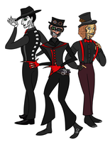 S-S-S-Steam Powered Giraffe by tyigra