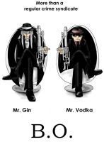 Men in Black by DragonlordRynn