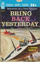 Bring back yesterday by Robby-Robert