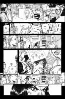 Doctor Who: the Tenth Doctor #2.5 page 9 by elena-casagrande