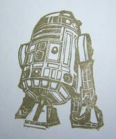 R2D2 by frykitty