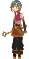 Rune Factory Story Main Character Boy - Lucca by MagicalVeronica