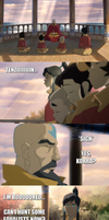 Legend of Korra: Korra vs. Paranoia - Part 1 by yourparodies