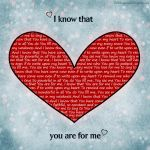 You Are For Me by Bickhamsarah