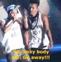 GDYB on stage by yulsic
