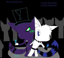 The Dark sisters... by TheCuriousFox