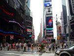 Times Square 5 by raindroppe