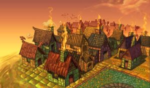 original village by arf