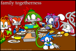 family togetherness by wisp2007
