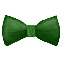 Green Bow Tie: GIMP Brush by GronHatchat